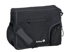 Safety 1st Mod - Bolso cambiador, color negro