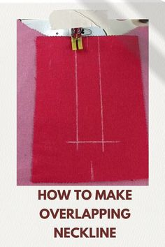 Sewing Machine Basics, Sewing Basics, Sewing Hacks, Sewing Tutorials, Sewing Crafts, Sewing Collars, Couture Sewing Techniques, Sewing Lessons, Sewing Stitches
