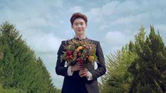 Lee Jung Suk, Lee Jong, Weightlifting Fairy Kim Bok Joo Funny, Floral Tie, Kdrama, Idol, Anniversary, Star, Instagram