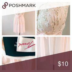 Torrid Size 2! Pale Pink Gold Lingerie! Torrid pale pink gold lingerie size 2! torrid Intimates & Sleepwear