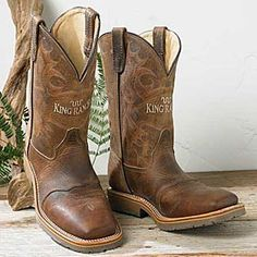 0708740f474 34 Best King Ranch Cowboy Boots images in 2018 | King ranch, Boots ...