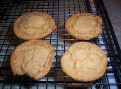 These are really delicious, this is the first gluten free recipe that I created myself! They taste exactly like wheat containing gingersnap cookies. These are regulars on my Christmas cookie tray. When I first made them my family couldnt believe that they were gluten free.Plus they freeze really well!