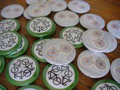 Cycling & bike badges