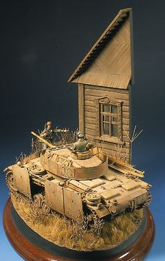 Missing Links Gallery Jorge Lopez Panzer III Ausf. M