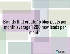 Want more leads?