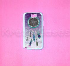 Samsung Galaxy Note 2 case Nebula Dreamcatcher  by KrezyCases, $14.95
