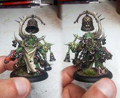 Death Guard Noxious Blightbringer