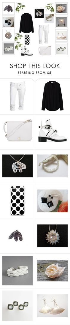 """""""Fashion & Gifts"""" by keepsakedesignbycmm ❤ liked on Polyvore featuring True Religion, Uniqlo, Furla, Balenciaga, etsy, jewelry and accessories"""