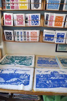 DSC 2337 Sarah Elizabeth Block Printers: InStyle Magazine