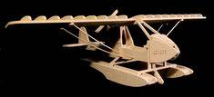 Challenger 1 Ultralight Airplane