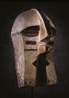 Luba kifwebe mask, D.R.Congo