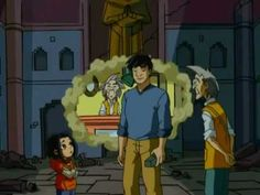 Las Aventuras de Jackie Chan capitulo 81 en español.
