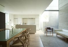 Mita Residence, Tokyo, Japan // YJP Architecture and Toyoda and Associates