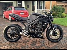 2009 Triumph Speed Triple 1050 , Sportbike in Orlando, FL 32832