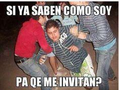 Si ya saben.. #posoye #memes #borrachos