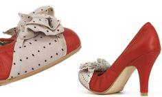 Bergman heels from Seychelles