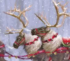 The Macneil Studio Christmas Scenes, Christmas Animals, Christmas Art, Christmas Holidays, Christmas Decorations, Christmas Drawing, Christmas Paintings, Vintage Christmas Images, Christmas Pictures