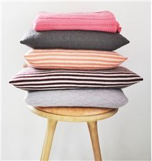 Stilleben.dk, Plaids and cushions from Aiayu
