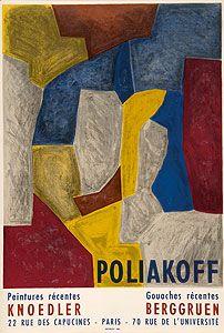 Galerie-Bordas, Poliakoff