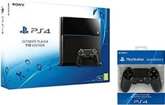 PS4 Ultimate Player Ed.1 TB + 2°Dualshock