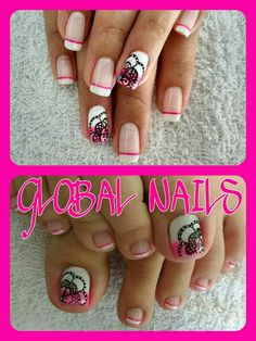 Pedicure Designs, Toe Nail Designs, Nails Design, No More Excuses, Self Massage, Paws And Claws, Free Day, Palm Of Your Hand, Fitness Gifts