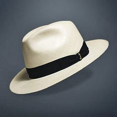 Panama hat-This one I have. Just needs a lining.