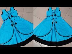 Baby Girl Dress Design, Fancy Dress Design, Frock Design, Blouse Neck Designs, Kurta Designs, Laura Ashley Fashion, Stitching Dresses, Long Gown Dress, Kids Frocks Design