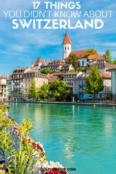 Thun, Photography by Switzerland Destinations, Switzerland Vacation, Europe Travel Tips, Travel Destinations, Oh The Places You'll Go, Places To Visit, Thun Switzerland, Earth City, Tourist Office