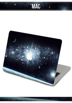 Galaxy MacBook decals Laptop skins Laptop decals by wallinspired