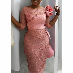 Aso Ebi Styles That Are Trending Right Now - Sisi Couture African Lace Styles, African Lace Dresses, Latest African Fashion Dresses, African Print Fashion, Ankara Styles, Lace Dress Styles, Nigerian Lace, Nigerian Dress, Mode Glamour