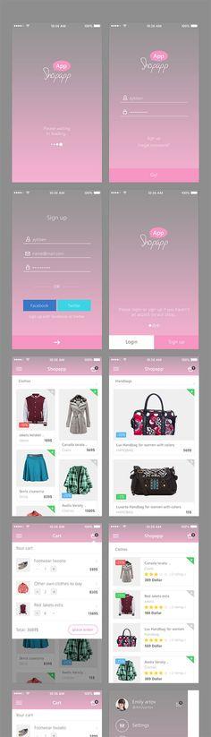 20 Fresh and Free UI Kits For 2015