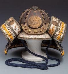 JAPANESE SAMURAI KABUTO HELMET - by Centurion Auctions