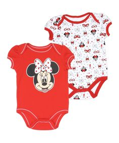Disney Girls Long-Sleeved Babygrow with Foot Minnie Mouse Size 50 56 62 68 Baby Sleepsuit 0 3 6 9 Months Early Newborn