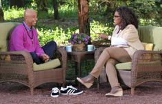 Ready to Be Awakened by Oprah & Eckhart Tolle: A New Earth Oprah and Eckhart Tolle Bring 'A New Earth' to Television - VideoOprah and Eckhart Tolle Bring 'A New Earth' to Television - Video Russell Simmons, Super Soul Sunday, Oprah Winfrey Network, Past Life Regression, Come Around, Eckhart Tolle, Spiritual Teachers, New Earth, Outdoor Furniture Sets