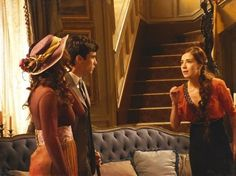 Reta final: Laura dá tapa na cara de Catarina e Fernando | vanessa_barreto - Yahoo TV.  ´´Quem não  se lembra de Laura  que lutava contra o machismo  e o preconceito dos anos 20 e também  lutava pelo seu amor. ´´Lado a Lado´´.