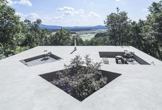 Tilt Roof House  / BCHO Architects