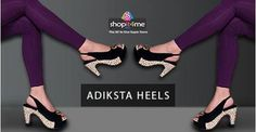 Get the latest Adiksta Heels  Check it out now :www.shopit4me.com.