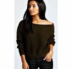 boohoo Natalie Slash Neck Crop Fisherman Jumper - khaki AW is here and it's time to get the knitwear out! From cable knit cardigans and oversized jumpers, layer up your look this season. Work waterfall designs and off- the-shoulder shapes into your winter  http://www.comparestoreprices.co.uk/womens-clothes/boohoo-natalie-slash-neck-crop-fisherman-jumper--khaki.asp