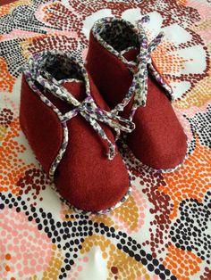 Patron de chaussures Delphine et Morissette
