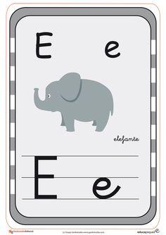 Teaching The Alphabet, Activities For Kids, Reading, Logos, Victor Hugo, Homeschooling, Origami, Spanish, Cursive Alphabet