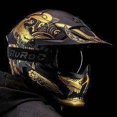 Ruroc | Berserker Toxin | Full Face Carbon Fiber Motorcycle Helmet Carbon Fiber Motorcycle Helmet, Full Face Motorcycle Helmets, Full Face Helmets, Ronin M, Off Road Helmets, T 300, Riding Helmets, Samurai, Bike