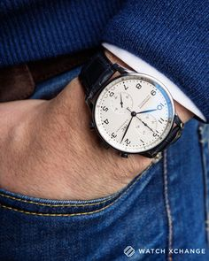Men's Watches, Cool Watches, Watches For Men, Iwc Chronograph, Rolex, Seiko, Portuguese, Omega Watch, Friday