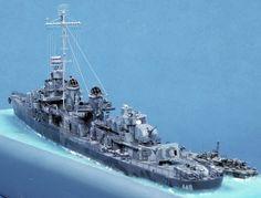 USS La Vallette by Mike Winters (Tamuya 11/350)
