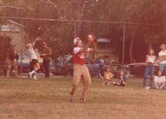 Robin Williams at a softball game by Chorusline7