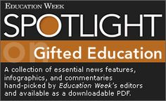 Education Week: Studies Shed Light on 'Twice Exceptional' Students