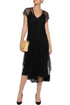 Shop on-sale By Malene Birger Macramé lace dress. Browse other discount designer Dresses & more on The Most Fashionable Fashion Outlet, THE OUTNET.COM