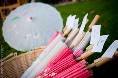 Ideas para evitar el calor en las bodas