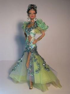 Barbie Midnight Summer Dream Artist Creations Italian O.O.A.K. Fashion Dolls by Alessandro Gatti e Giuseppe De Bellis