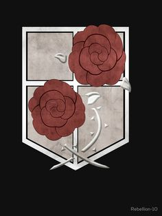 The logo of the Garrison of the anime and manga: ''Attack On Titan'' It is concider to be the largest of the tree military divisions in Attack On Titan Attack On Titan Symbol, Attack On Titan Anime, Military Divisions, Titan Logo, Anime Lock Screen, What To Draw, Gods And Goddesses, Haikyuu, Symbols