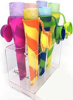 Awesome popsicle molds: Healthpop silicone popsicle molds for kids